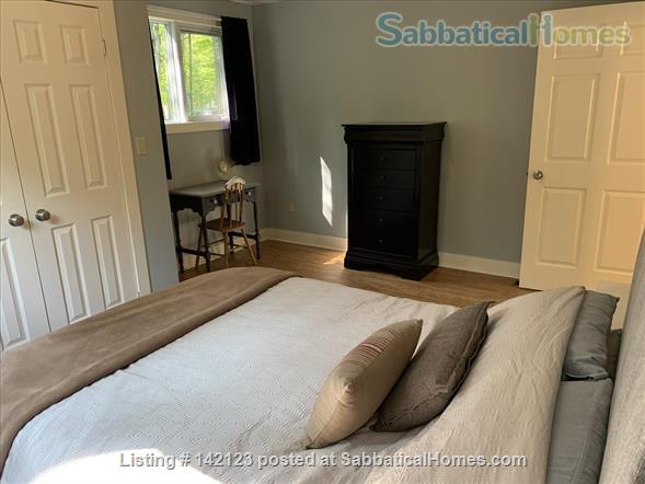 Luxury Cottage in the Woods Home Rental in Perth Road, Ontario, Canada 7