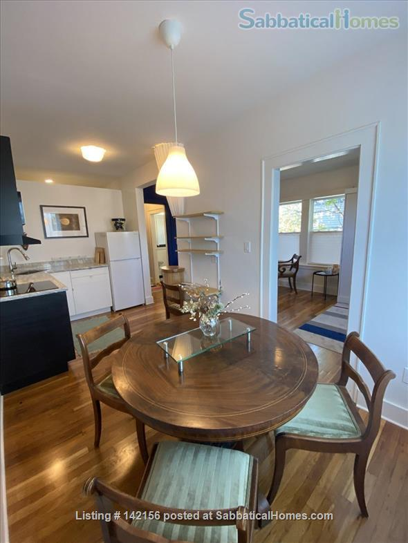 Fully furnished short-term rental Home Rental in Cambridge, Massachusetts, United States 1