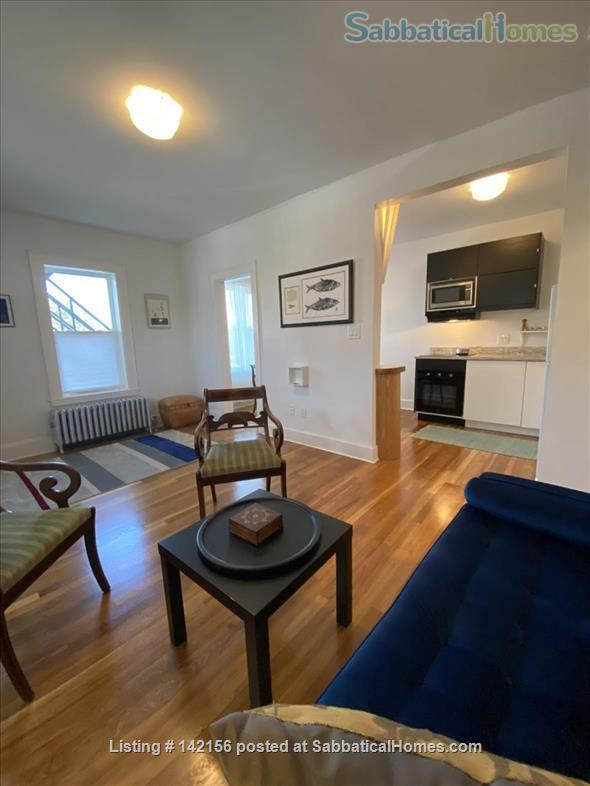 Fully furnished short-term rental Home Rental in Cambridge, Massachusetts, United States 0