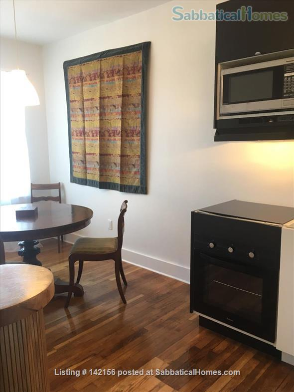 Fully furnished short-term rental Home Rental in Cambridge, Massachusetts, United States 4