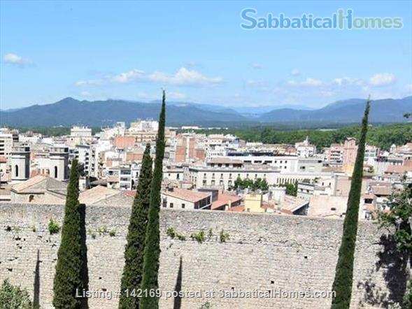 A view in Girona Spain Home Rental in Girona, CT, Spain 0