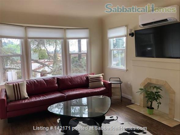Spanish Style Bungalow Home Rental in Los Angeles, California, United States 0