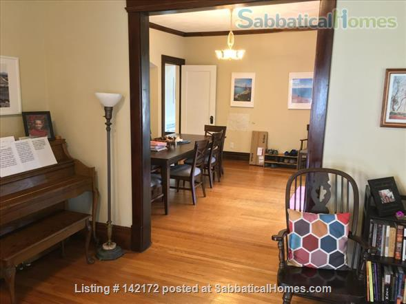 Historic Home near downtown SB and Notre Dame campus Home Rental in South Bend, Indiana, United States 3
