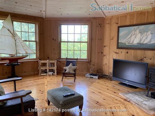 Cape Cod Tree Shrouded Cottage Minutes From Bay & Ocean Home Rental in Eastham, Massachusetts, United States 1