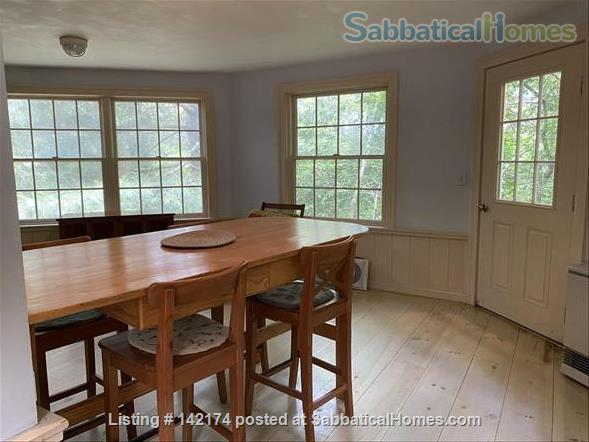 Cape Cod Tree Shrouded Cottage Minutes From Bay & Ocean Home Rental in Eastham, Massachusetts, United States 7