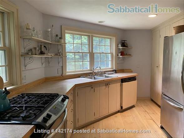 Cape Cod Tree Shrouded Cottage Minutes From Bay & Ocean Home Rental in Eastham, Massachusetts, United States 8