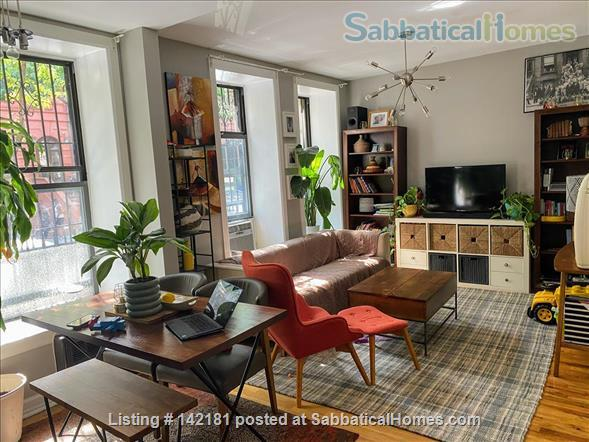 Beautifully furnished and newly renovated large 2 bed apt available  Home Rental in New York, New York, United States 0