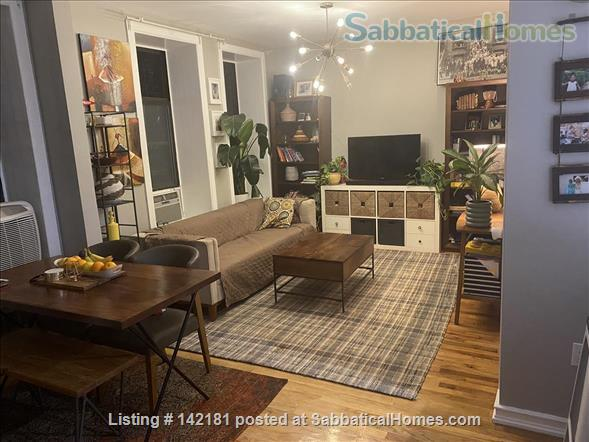 Beautifully furnished and newly renovated large 2 bed apt available  Home Rental in New York, New York, United States 4