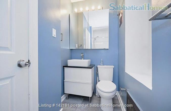 Beautifully furnished and newly renovated large 2 bed apt available  Home Rental in New York, New York, United States 6