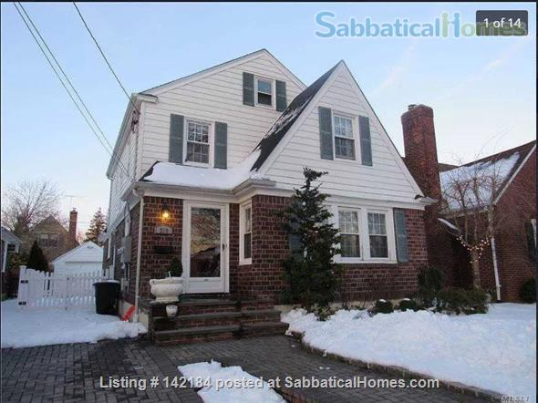 Beautiful Large House in Long Island, NY  Home Rental in Floral Park, New York, United States 1