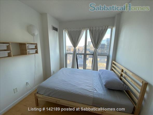 Spacious Yorkville 2 Bedroom Condo (direct underground subway  access) - video included! Home Rental in Toronto, Ontario, Canada 9