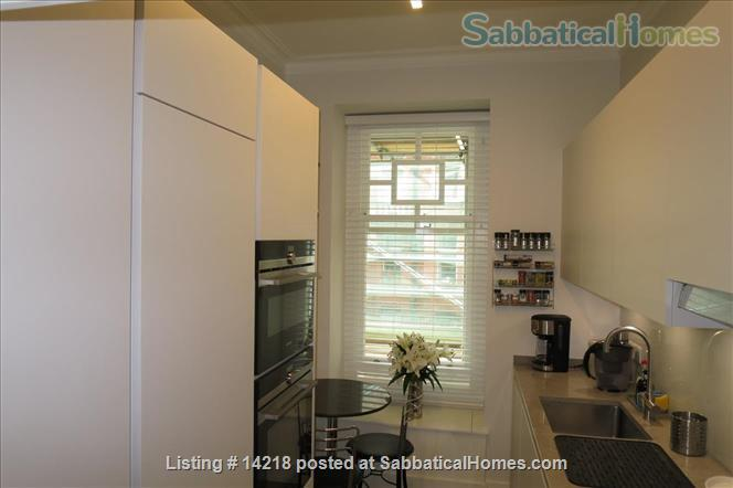 Two bedroom Bloomsbury flat, Central London, WC1 Home Rental in London, England, United Kingdom 9