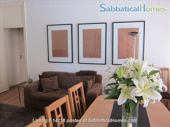Two bedroom Bloomsbury flat, Central London, WC1 Home Rental in London, England, United Kingdom 0