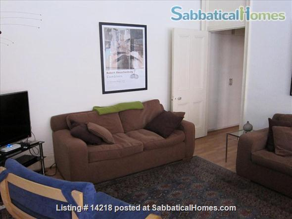 Two bedroom Bloomsbury flat, Central London, WC1 Home Rental in London, England, United Kingdom 2