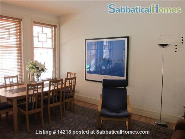 Two bedroom Bloomsbury flat, Central London, WC1 Home Rental in London, England, United Kingdom 3