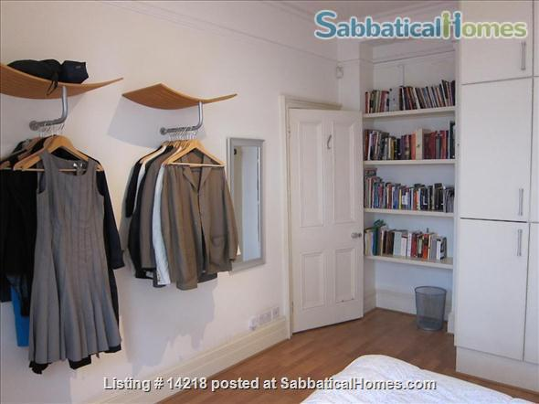 Two bedroom Bloomsbury flat, Central London, WC1 Home Rental in London, England, United Kingdom 5
