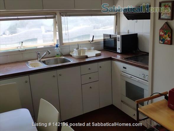 Gorgeous Herzeliya Flat on the Ocean with Full Views Home Rental in Herzliya, Tel Aviv District, Israel 3