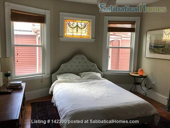 sunny, eclectic condo, close to urban areas, parks, and bike path Home Rental in Boston, Massachusetts, United States 2