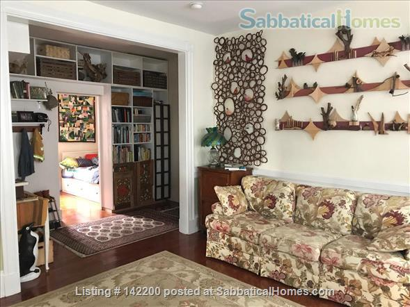 sunny, eclectic condo, close to urban areas, parks, and bike path Home Rental in Boston, Massachusetts, United States 3
