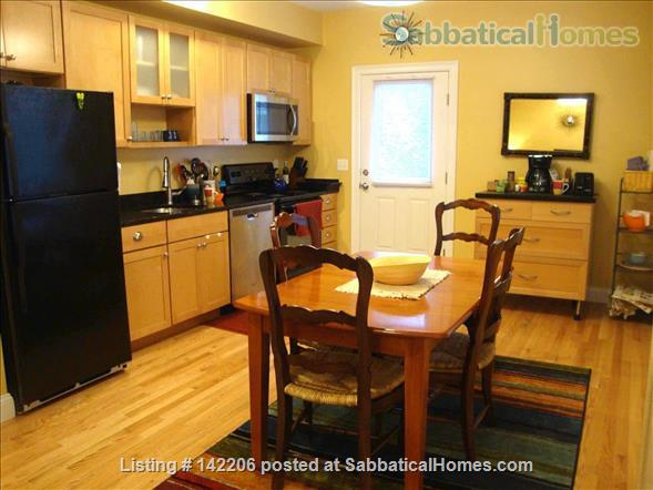 Furnished, bright, spacious, easy T-access to Boston & Cambridge Home Rental in Somerville, Massachusetts, United States 2
