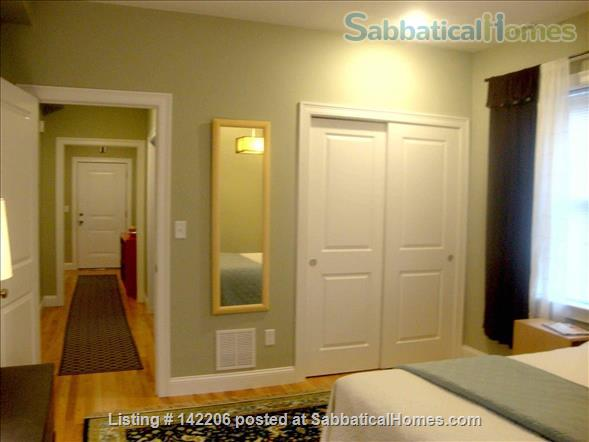 Furnished, bright, spacious, easy T-access to Boston & Cambridge Home Rental in Somerville, Massachusetts, United States 6