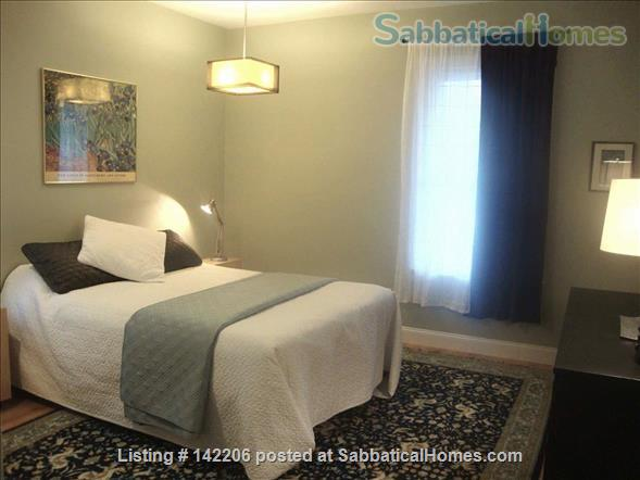 Furnished, bright, spacious, easy T-access to Boston & Cambridge Home Rental in Somerville, Massachusetts, United States 7