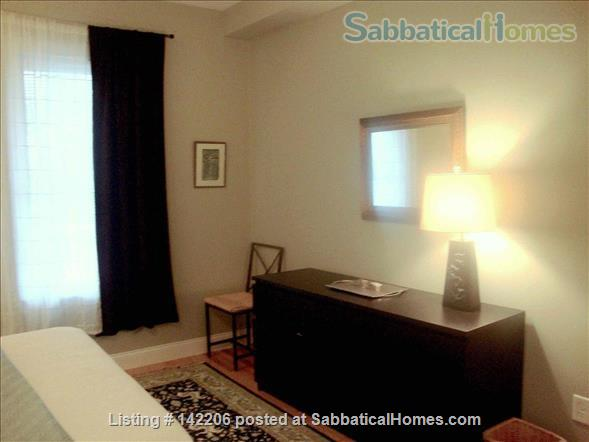Furnished, bright, spacious, easy T-access to Boston & Cambridge Home Rental in Somerville, Massachusetts, United States 8