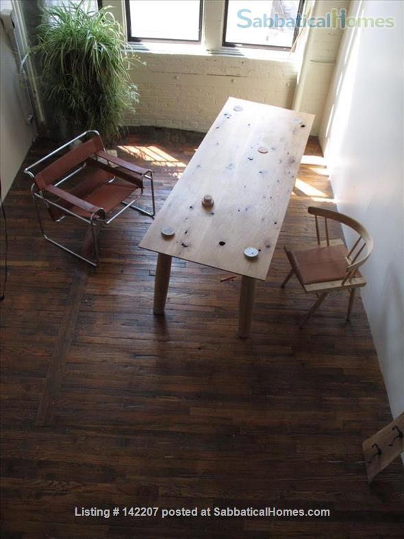 Furnished Apartment-sized room in Artist's Loft Williamsburg, Brooklyn Home Rental in Williamsburg, New York, United States 0