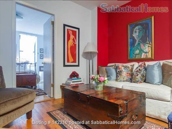 CHELSEA, NYC, APARTMENT (LONG-TERM) SUBLET Home Rental in New York, New York, United States 1