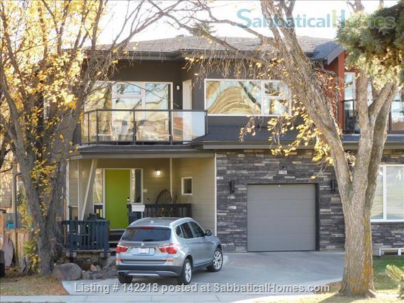 U of A - Modern 3 bedroom House - Utilities Included  Home Rental in Edmonton, Alberta, Canada 1