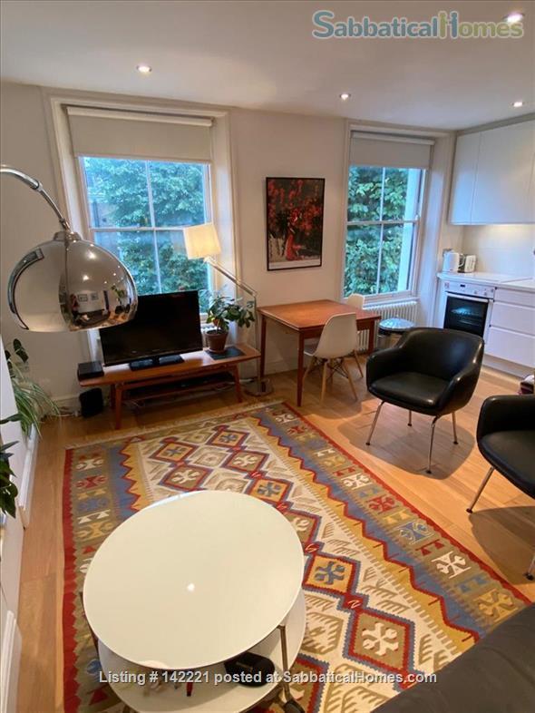 Quiet one bedroom in Islington, London Home Rental in London, England, United Kingdom 1