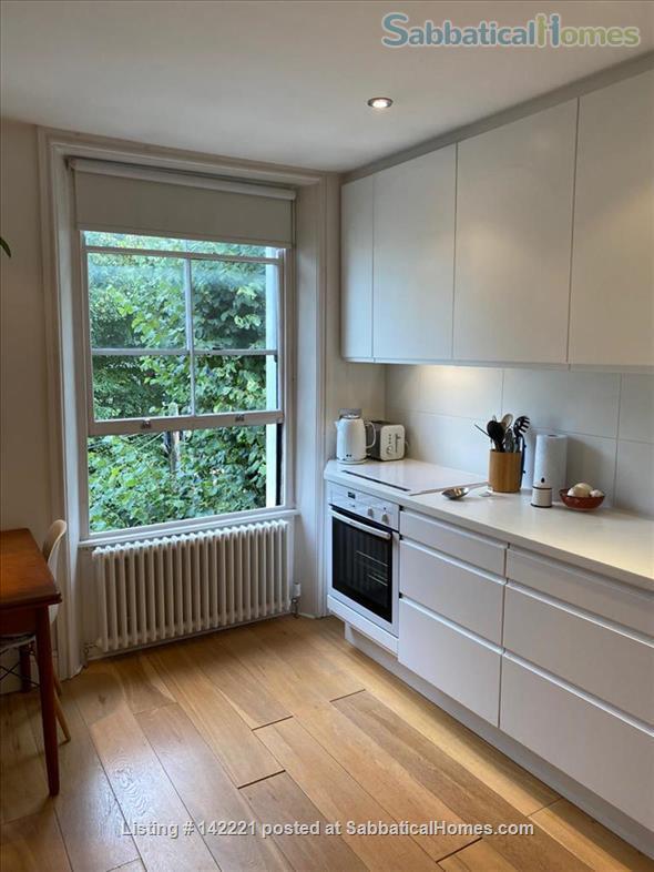Quiet one bedroom in Islington, London Home Exchange in London, England, United Kingdom 0
