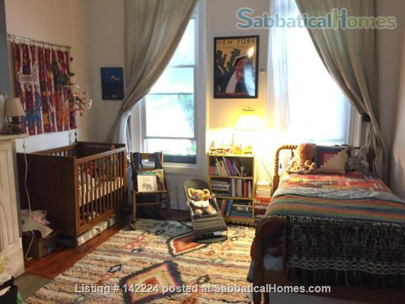 Owner Duplex in Central Brooklyn, flexible dates Home Exchange in Bedford-Stuyvesant, New York, United States 2