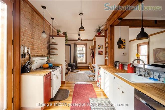 Rented for Academic Year 2021-2022: Charming in Downtown Boulder Home Rental in Boulder, Colorado, United States 4