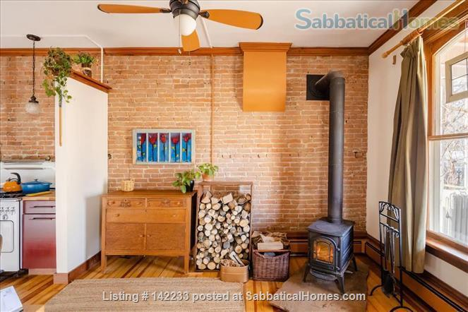 Rented for Academic Year 2021-2022: Charming in Downtown Boulder Home Rental in Boulder, Colorado, United States 5