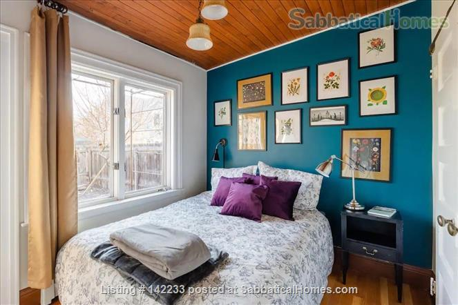 Rented for Academic Year 2021-2022: Charming in Downtown Boulder Home Rental in Boulder, Colorado, United States 6