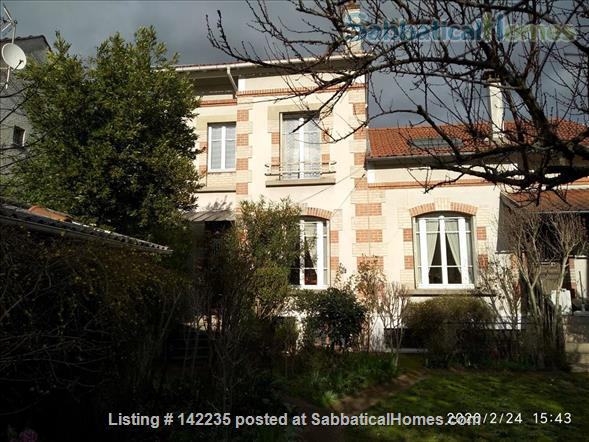 Joinville House for family Home Rental in Joinville-le-Pont, IDF, France 1