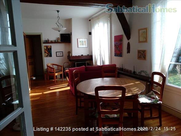Joinville House for family Home Rental in Joinville-le-Pont, IDF, France 0