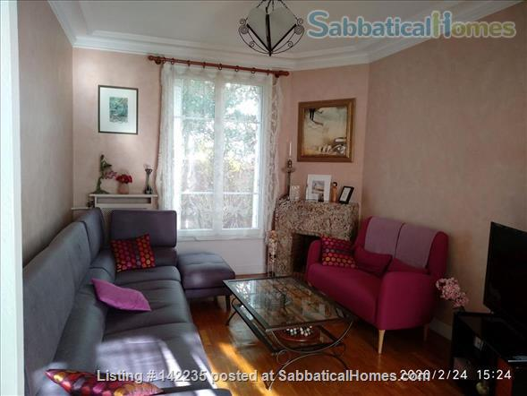 Joinville House for family Home Rental in Joinville-le-Pont, IDF, France 2