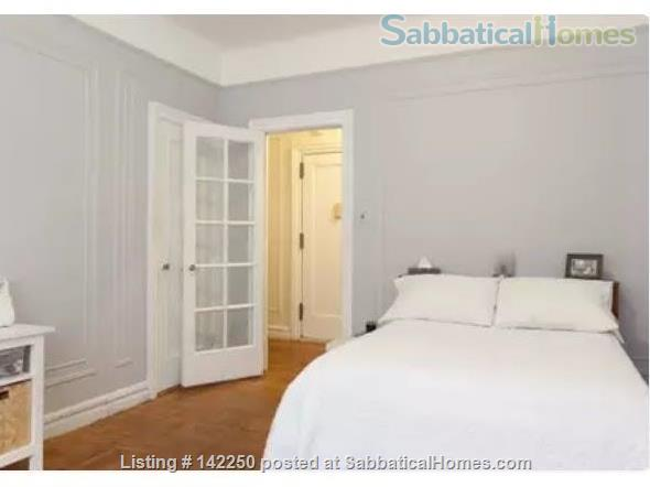 Bright, spacious, pre-war 1 bedroom apartment for sublet Home Rental in New York, New York, United States 1