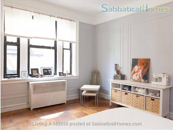 Bright, spacious, pre-war 1 bedroom apartment for sublet Home Rental in New York, New York, United States 0