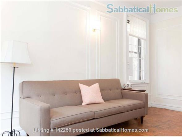 Bright, spacious, pre-war 1 bedroom apartment for sublet Home Rental in New York, New York, United States 2