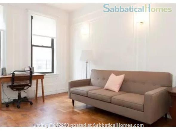 Bright, spacious, pre-war 1 bedroom apartment for sublet Home Rental in New York, New York, United States 3