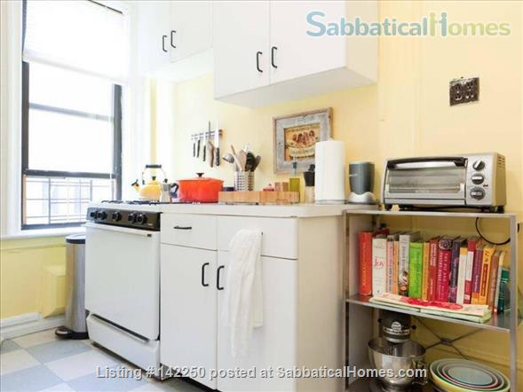 Bright, spacious, pre-war 1 bedroom apartment for sublet Home Rental in New York, New York, United States 4