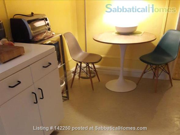 Bright, spacious, pre-war 1 bedroom apartment for sublet Home Rental in New York, New York, United States 6