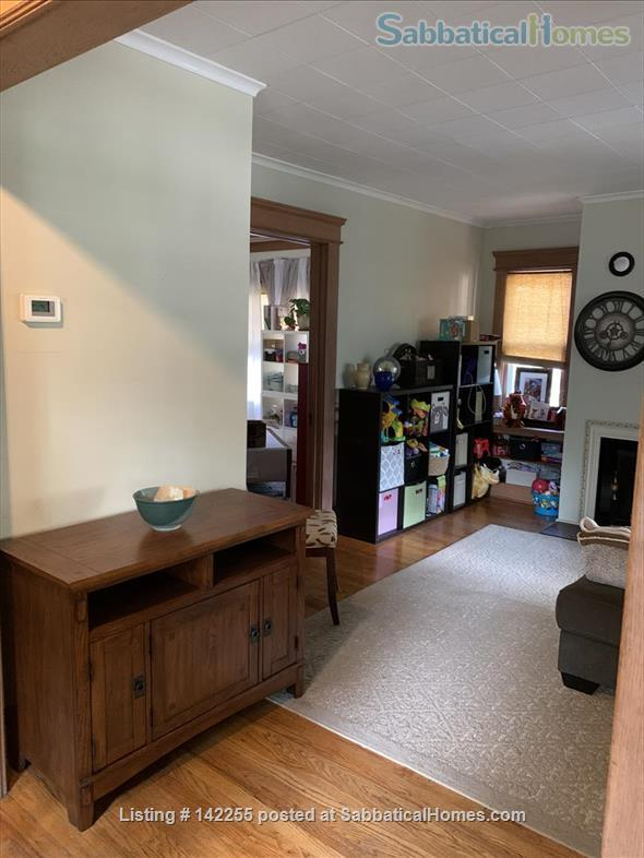 Charming 4-bdrm Craftsman Bungalow for Rent Home Rental in Syracuse, New York, United States 4