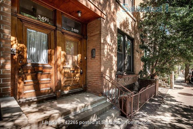Charming 4BR in Great Plateau Location Home Rental in Montreal, Quebec, Canada 1