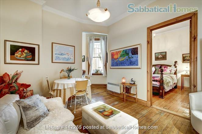 Charming 4BR in Great Plateau Location Home Rental in Montreal, Quebec, Canada 0
