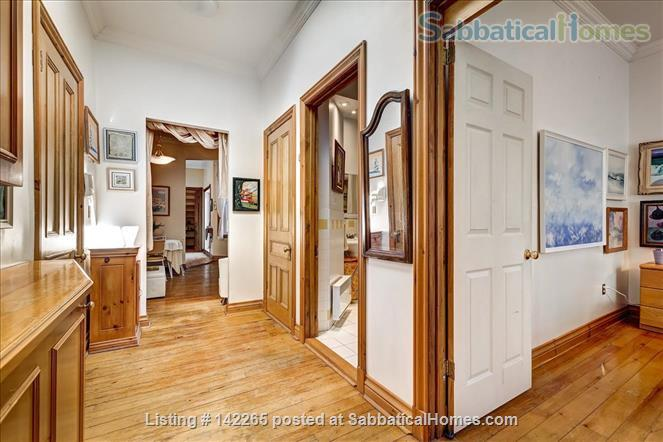 Charming 4BR in Great Plateau Location Home Rental in Montreal, Quebec, Canada 2