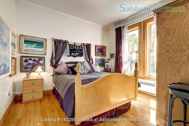 Charming 4BR in Great Plateau Location Home Rental in Montreal, Quebec, Canada 6